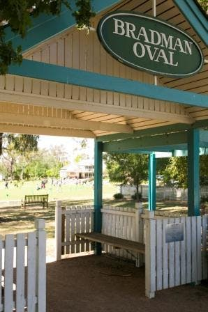 Bradman Oval Bowral