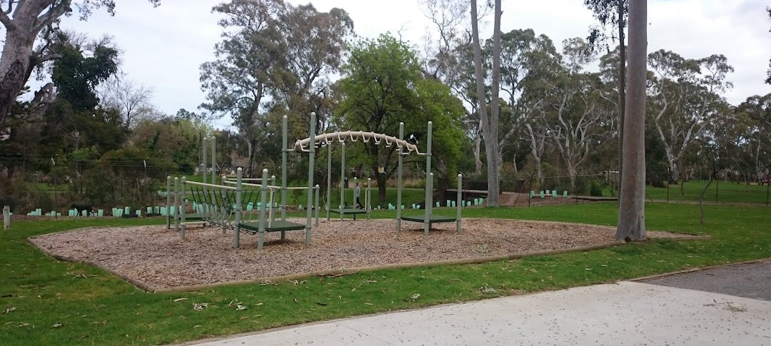 Playground Upgrade - George Bolton Swimming Centre Burnside