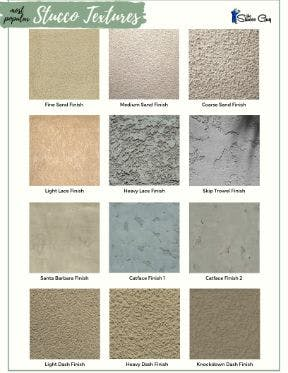 Stucco Examples