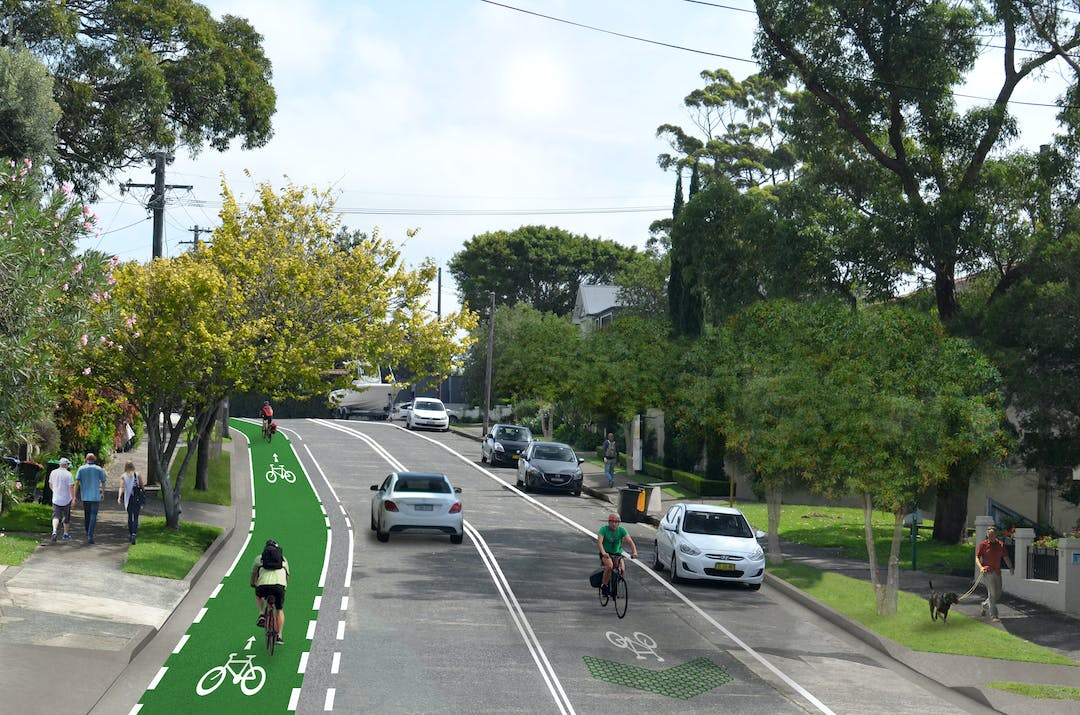 Wyong Road Cycle and Pedestrian Improvements