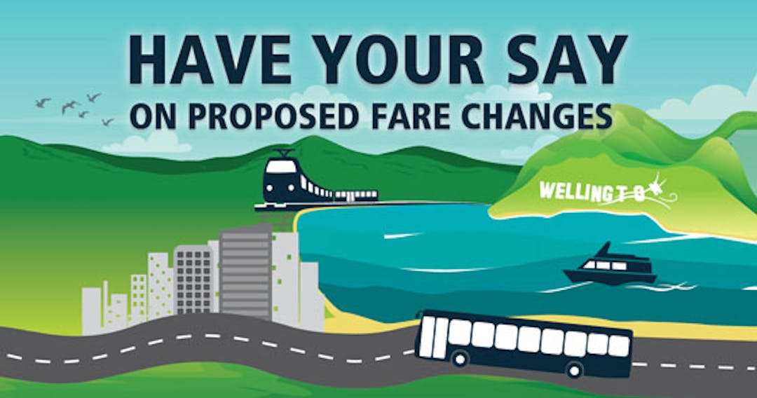 We're looking to change some of our bus, train and harbour ferry fares, as well as increase fares across the board. Before we do that, however, we want to hear what you have to say.