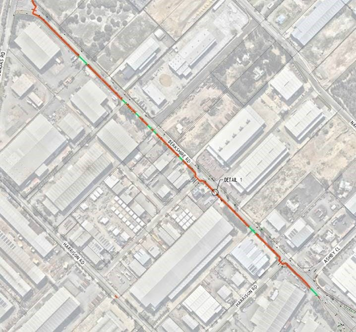 Image 1: Proposed shared path Berkshire Road.jpg