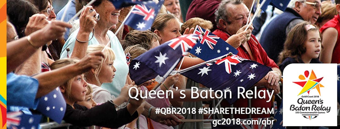 Join the celebrations of the Queen's Baton Relay as it visits Nowra on Monday, 5 February 2018.