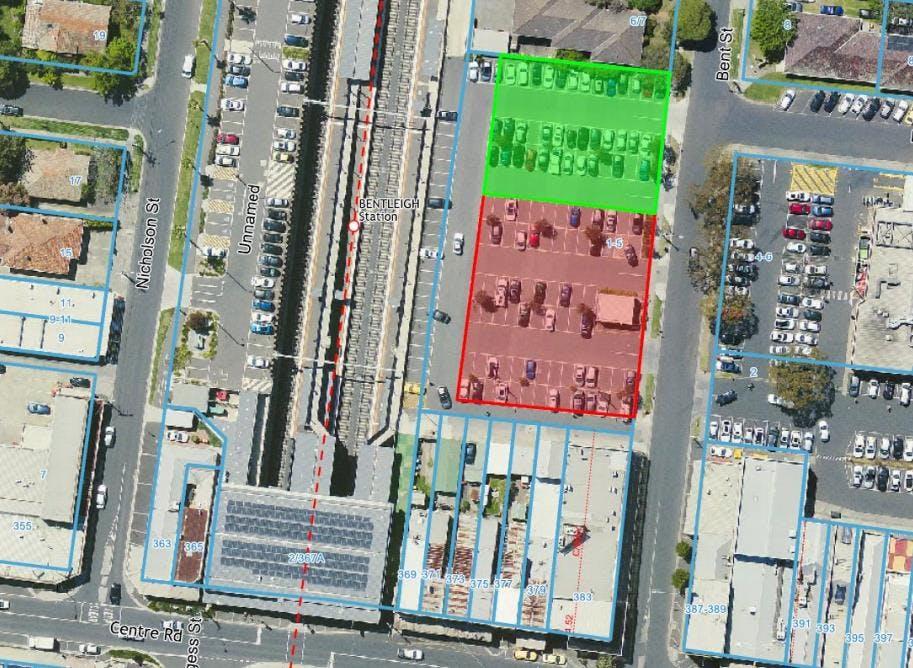 Proposed Multideck Car Park  - Bentleigh