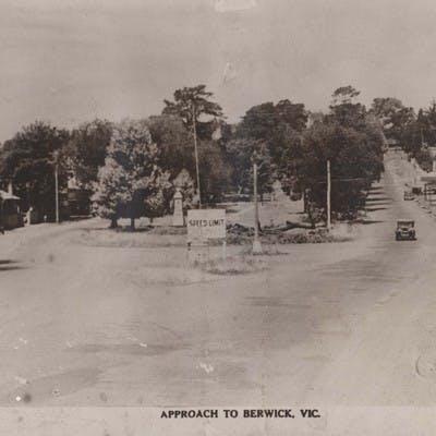 Berwick Highway