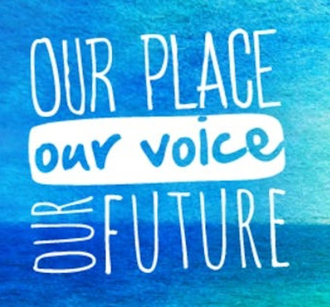 Ourplace ourvoice ourfuture