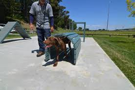 Typical agility tunnel