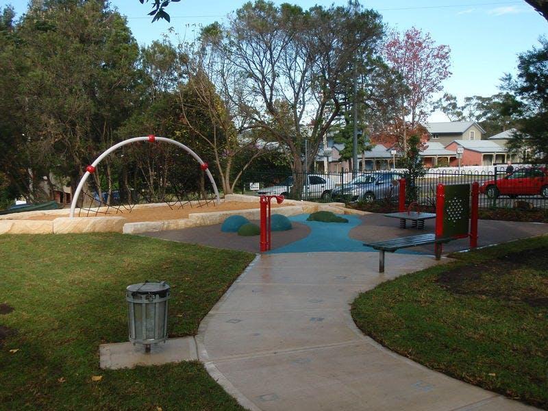 Redeveloped Outrim Park