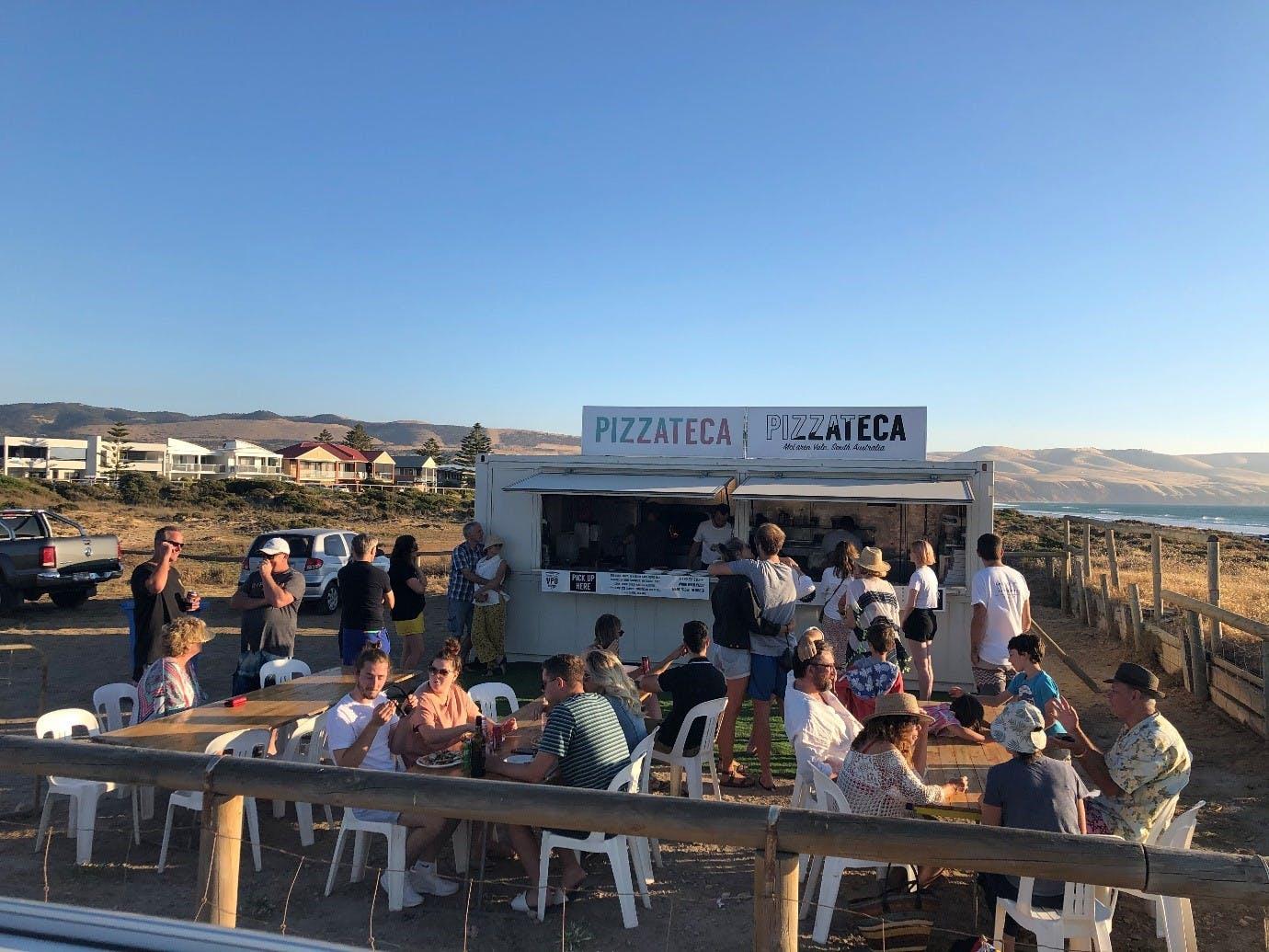Pizzateca Beach 2