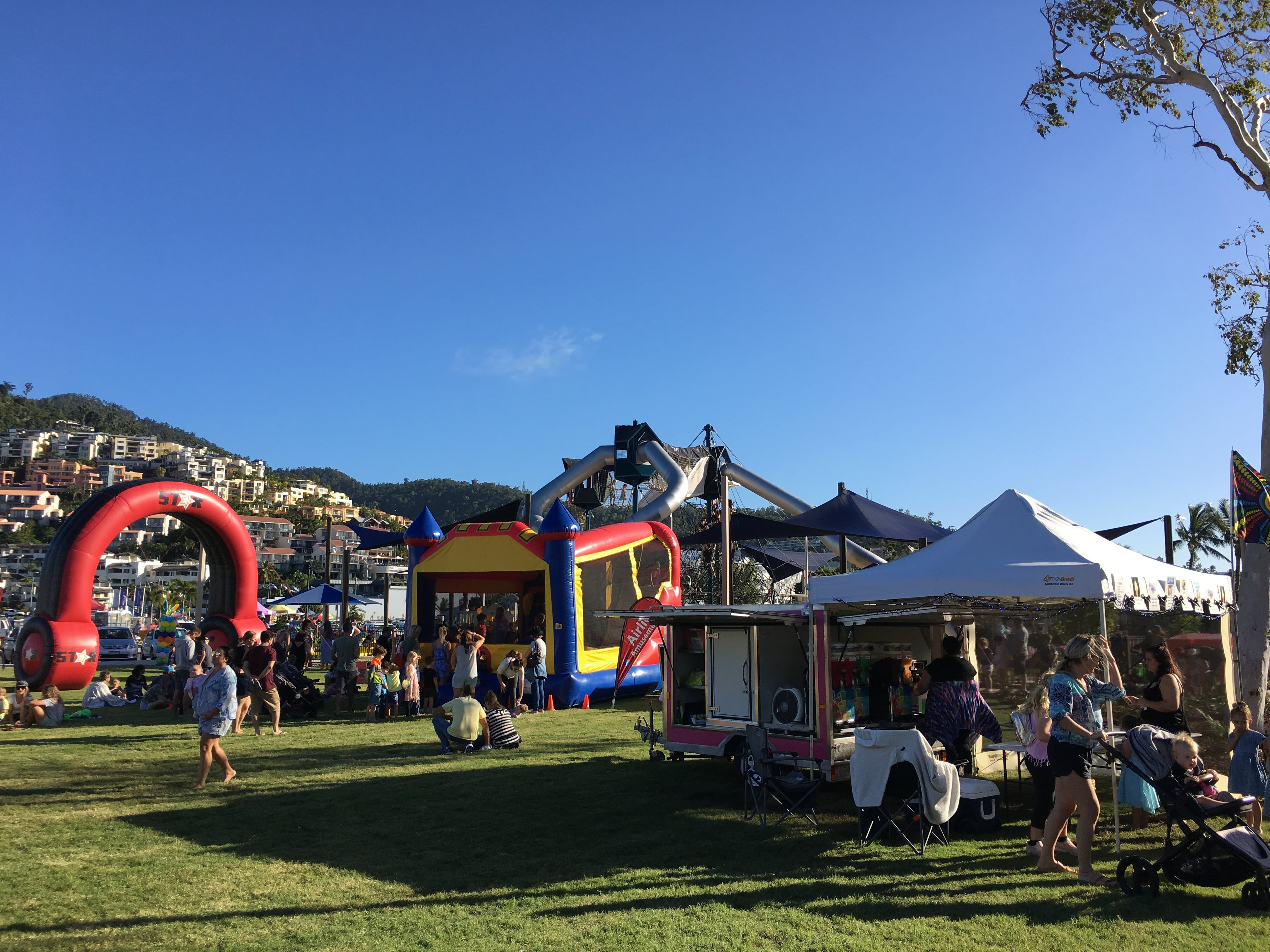 Airlie Foreshore Fiesta