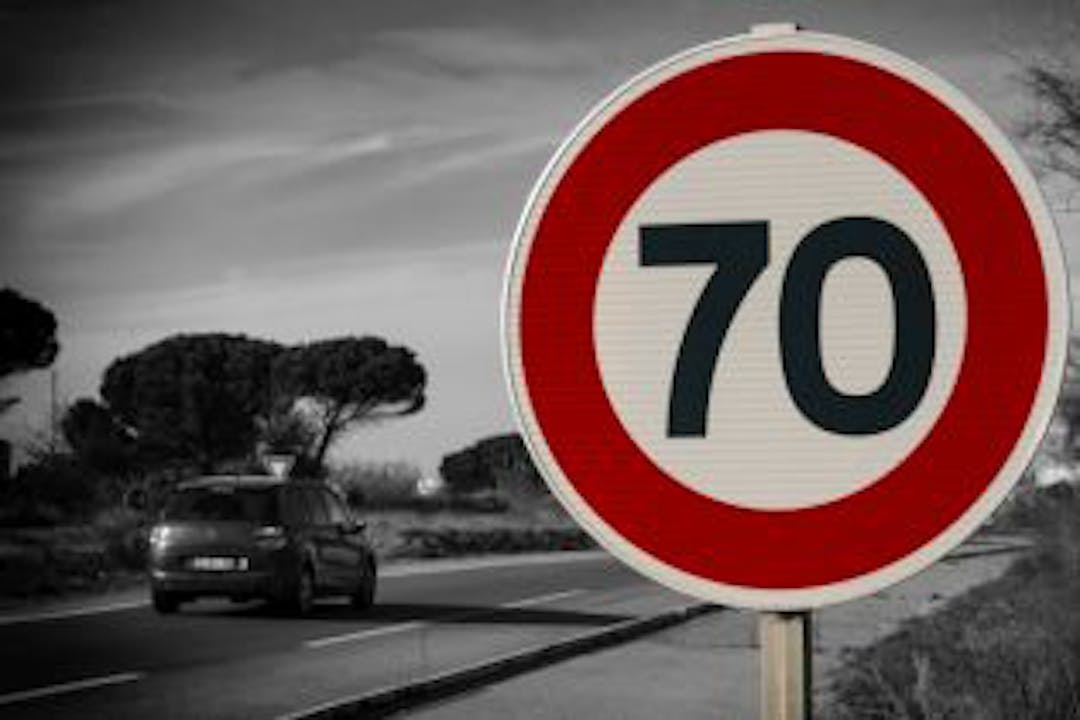 Speed limit review