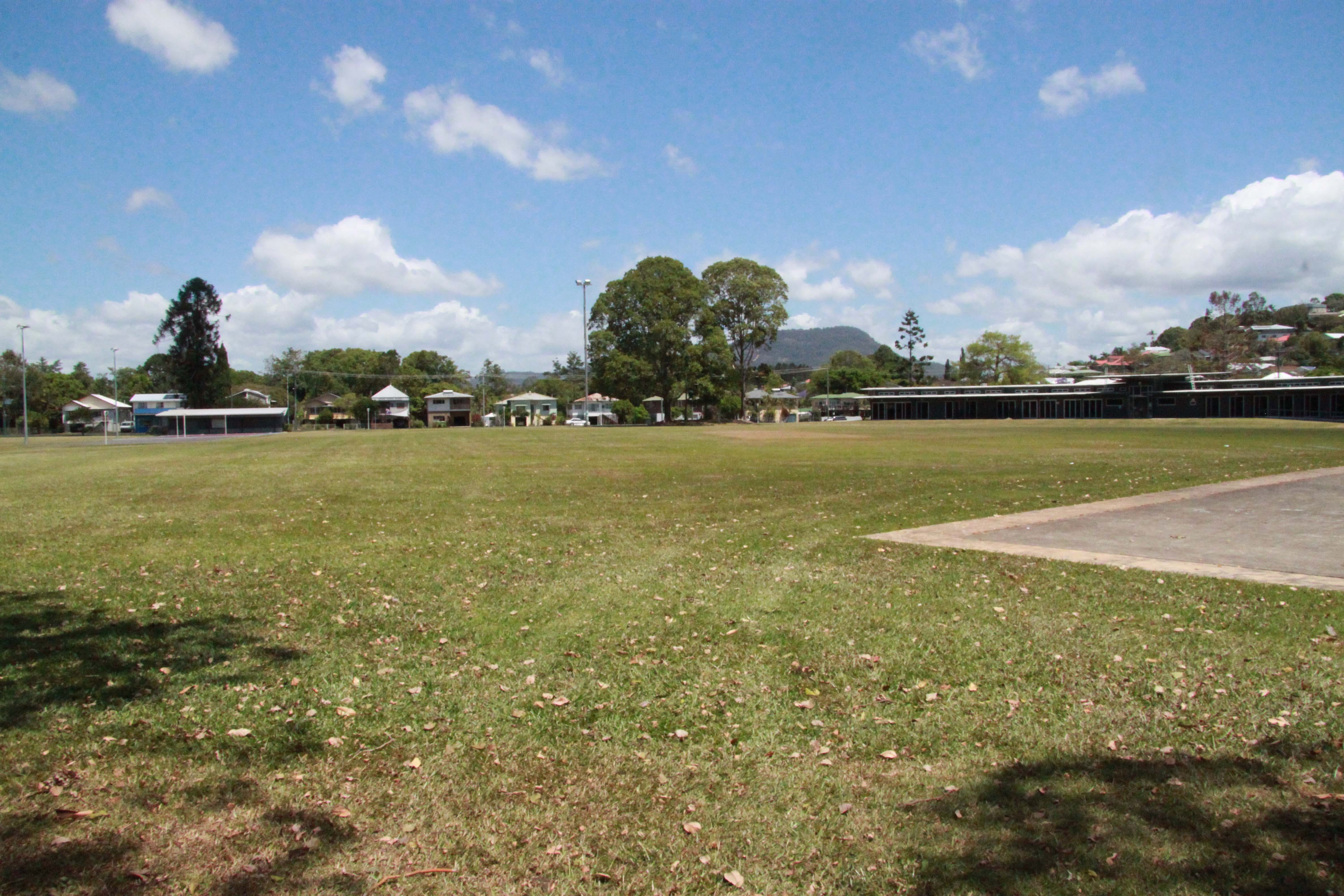 A large central open space will be retained for big events.