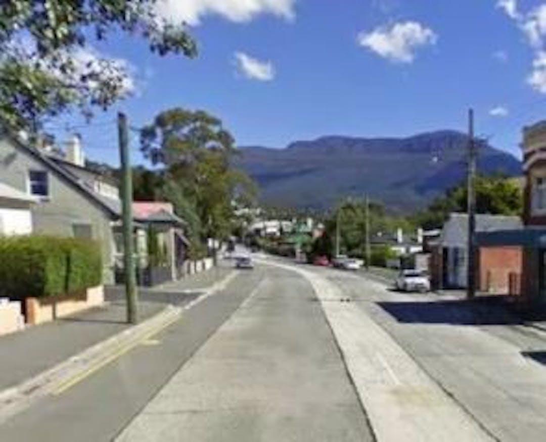 South Hobart Pedestrian Improvements