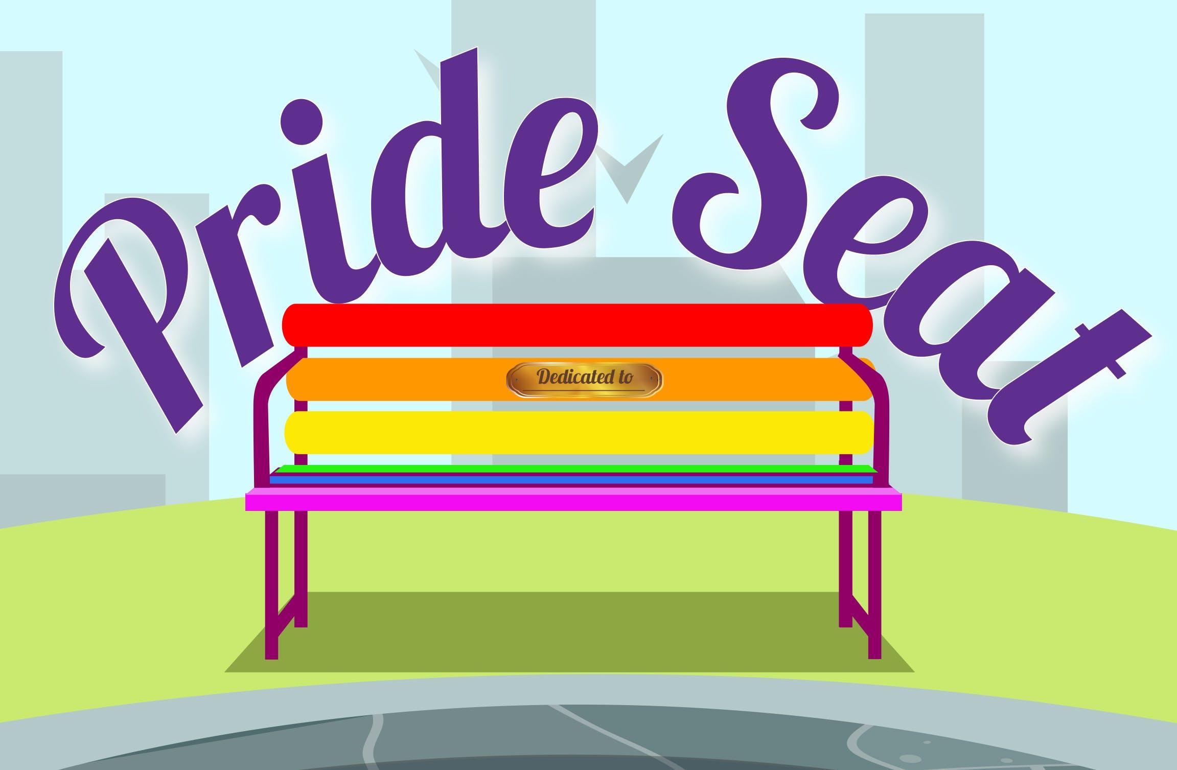 Pride Seat