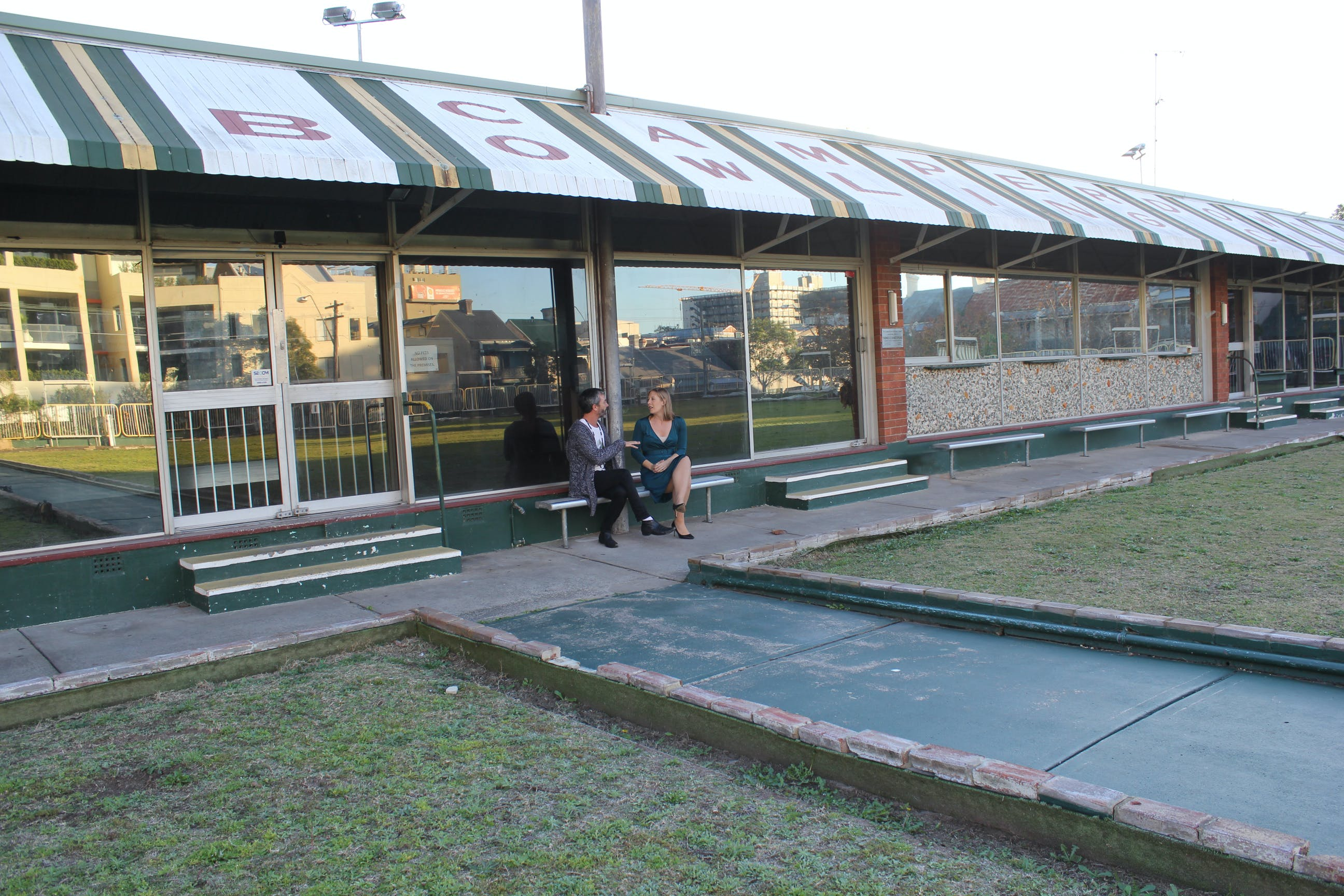 Old Camperdown Bowling Club
