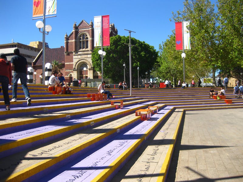 Example Of A Civic Plaza Design