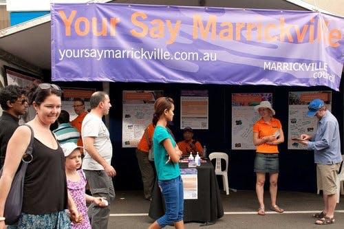 Marrickville Festival 2012