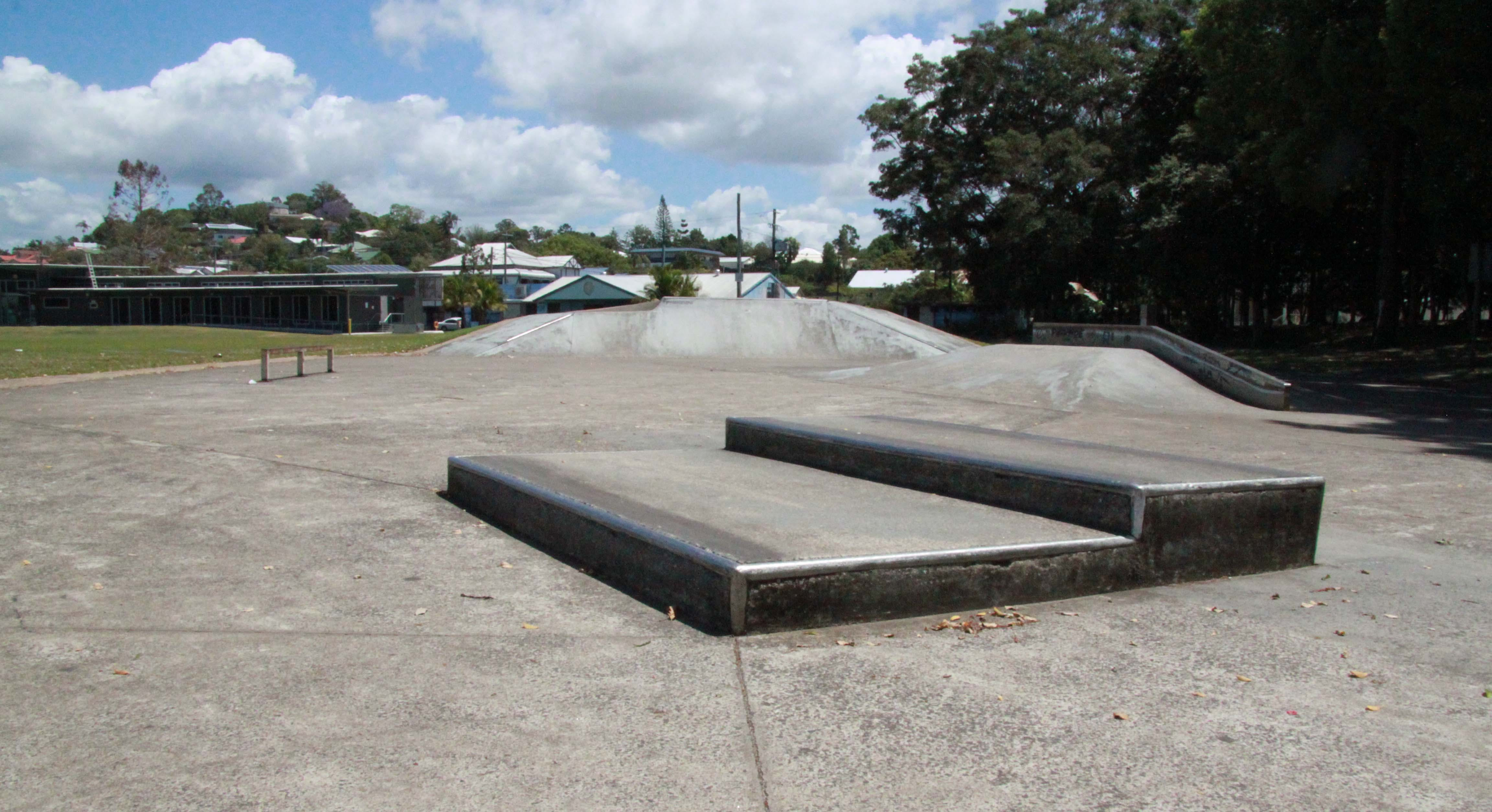 A youth precinct skate plaza will replace the dated skate facility.
