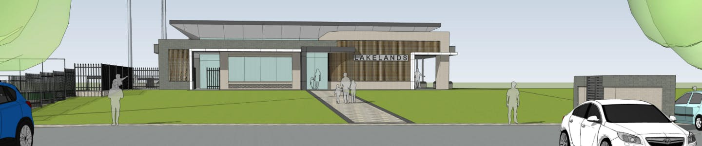 Proposed Lakelands Hockey Facility