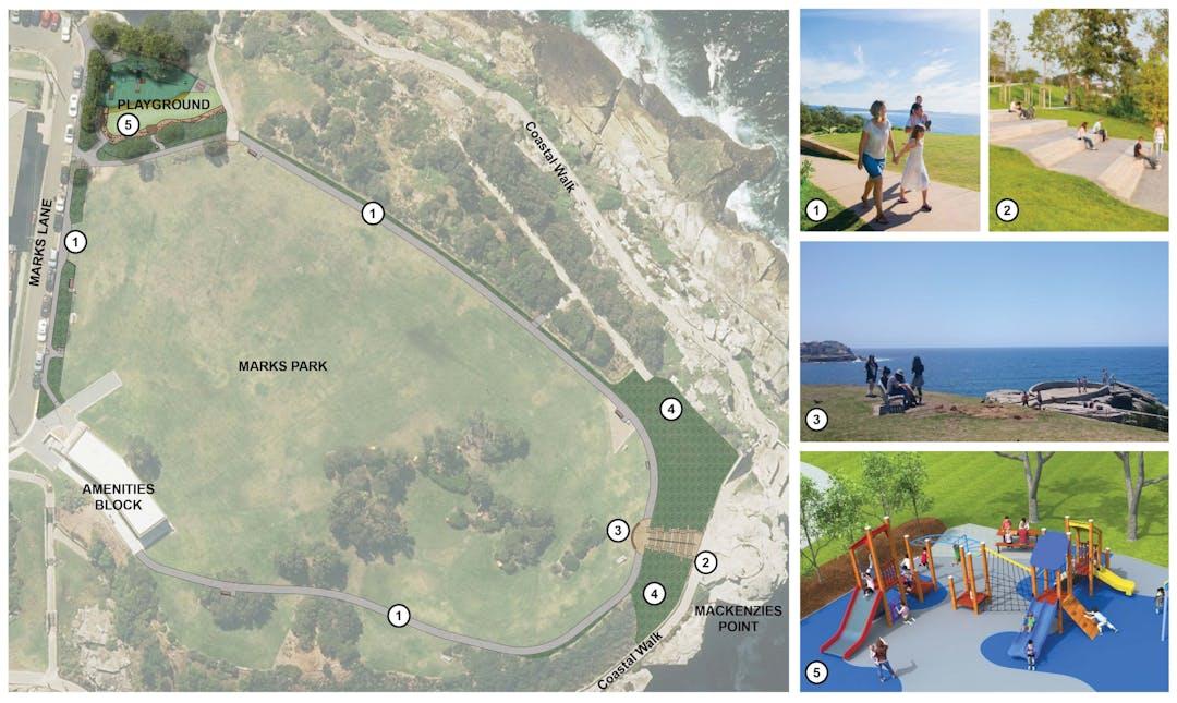Marks Park Masterplan