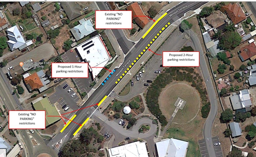 Monash Terrace Parking Survey