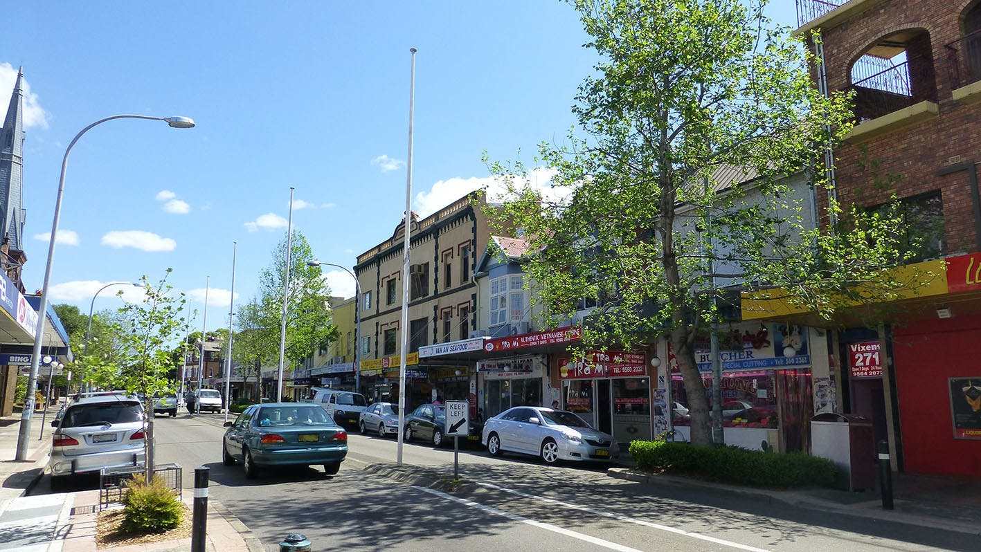 Dulwich Hill Marrickville Rd