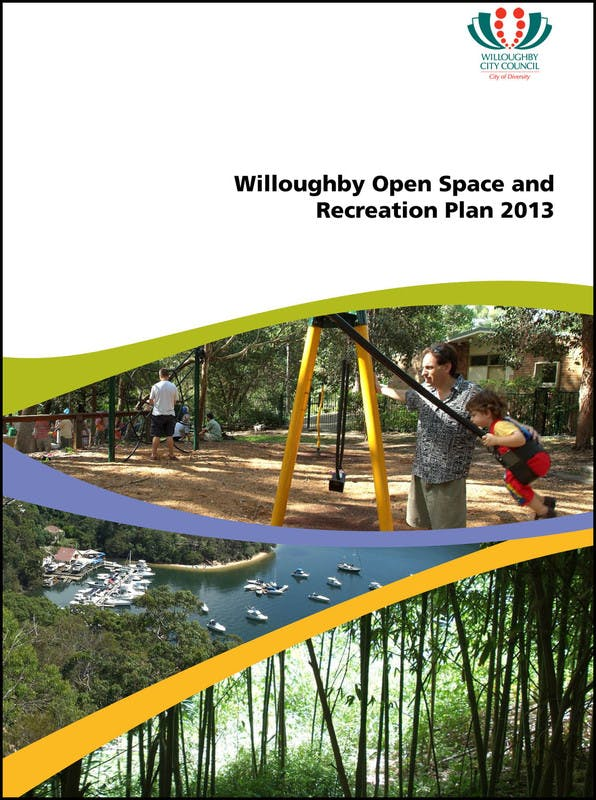 Draft Open Space And Recreation Plan 2013