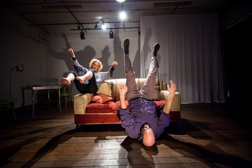 Sydney Fringe Festival 2015. Photo by Geoff Magee.