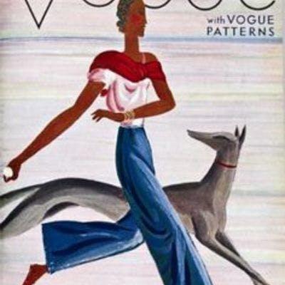 In fashion; Vogue, July 1930