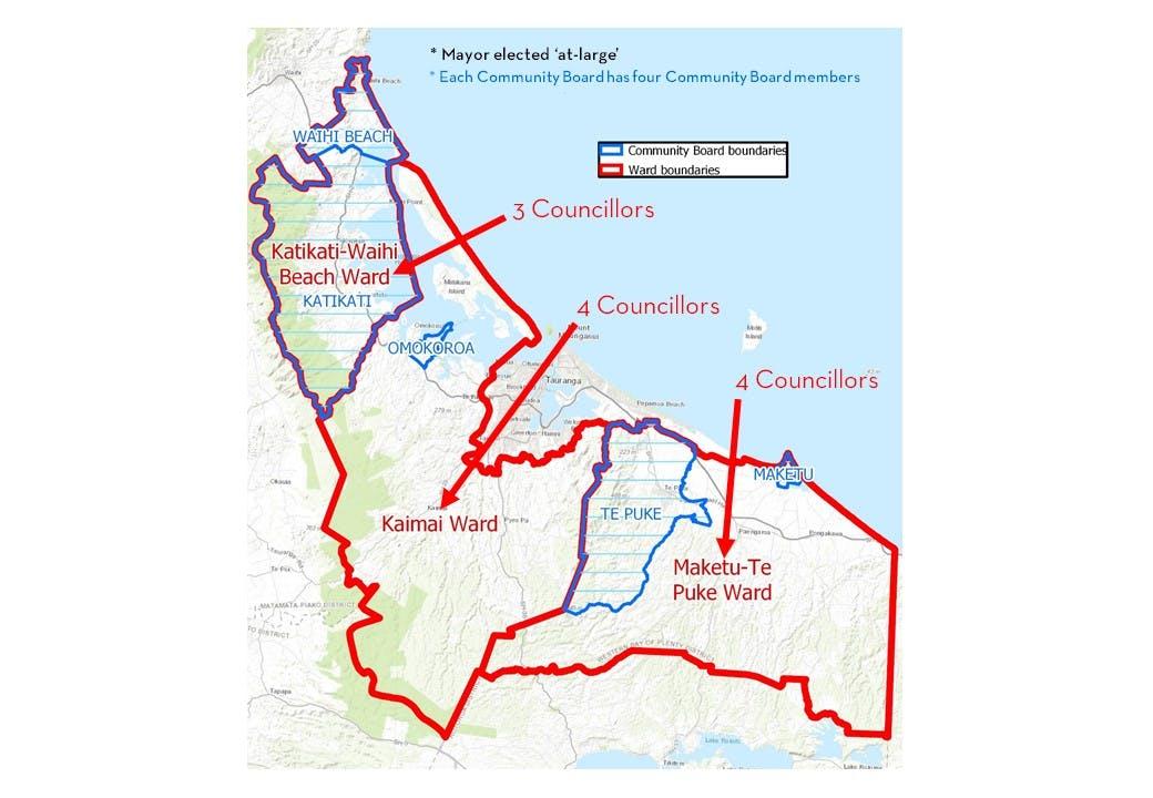 WBOPDC - Ward and Community Board Boundaries Map - FINAL