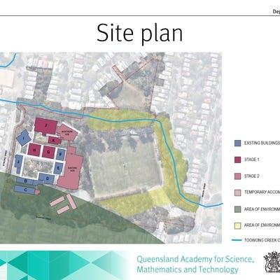 QASMT design plans