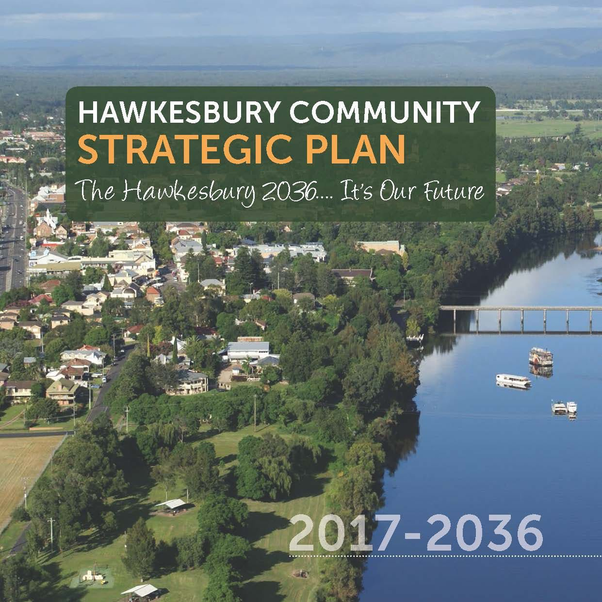 Hawkesbury Community Strategic Plan 2017-2036