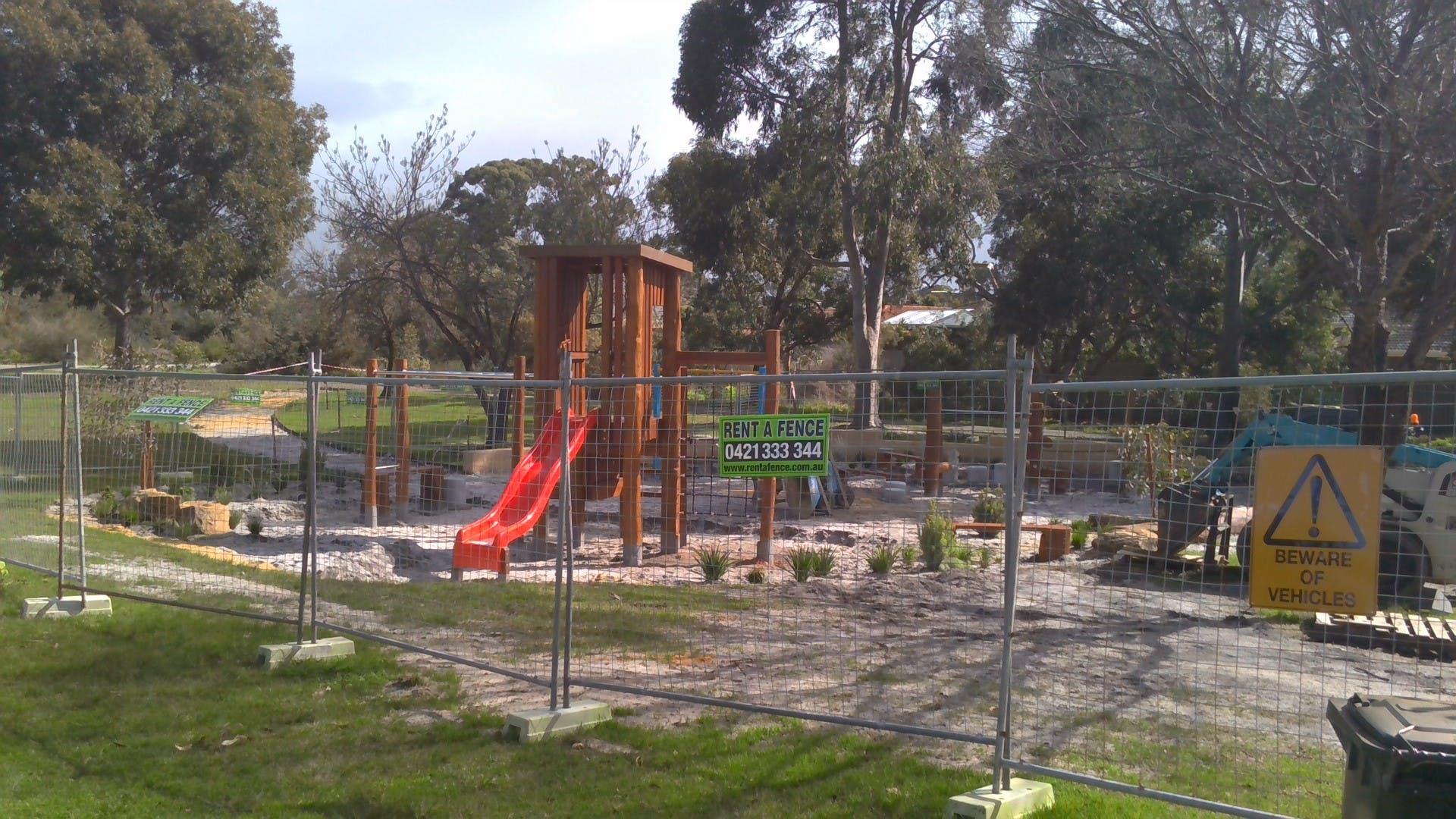 Kennon Park progress 3