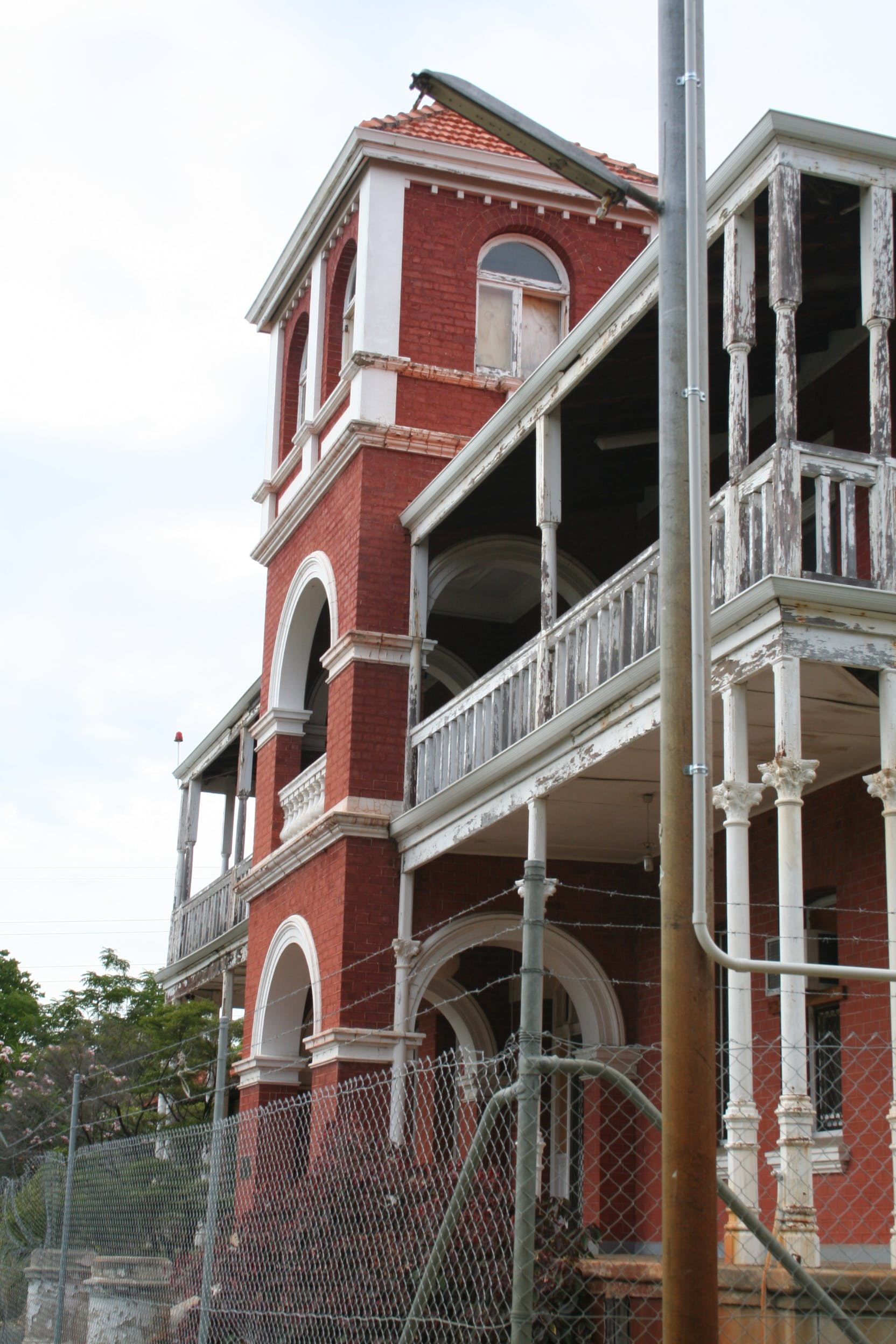 Edward Millen House in the year 2009