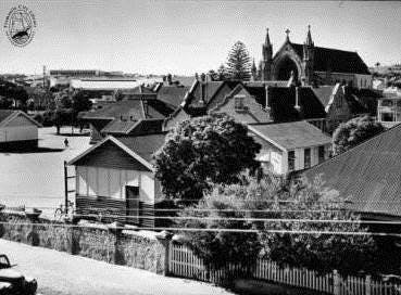 View Of Fremantle Boys School Yard