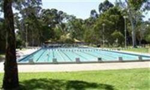 Burnside Swimming Centre Main Pool