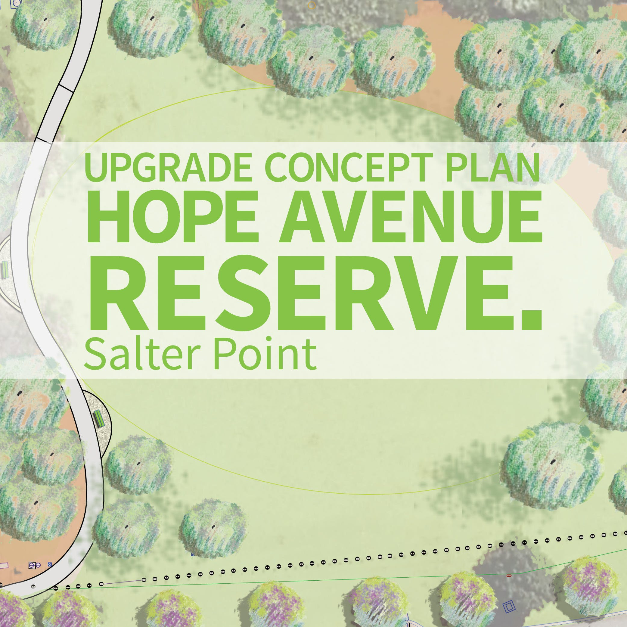 Hope Ave Reserve upgrade