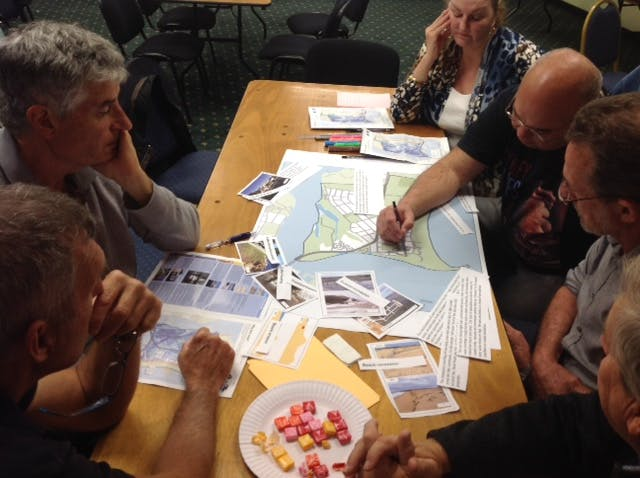 Phase B Workshop 1 - Discussing the hazards