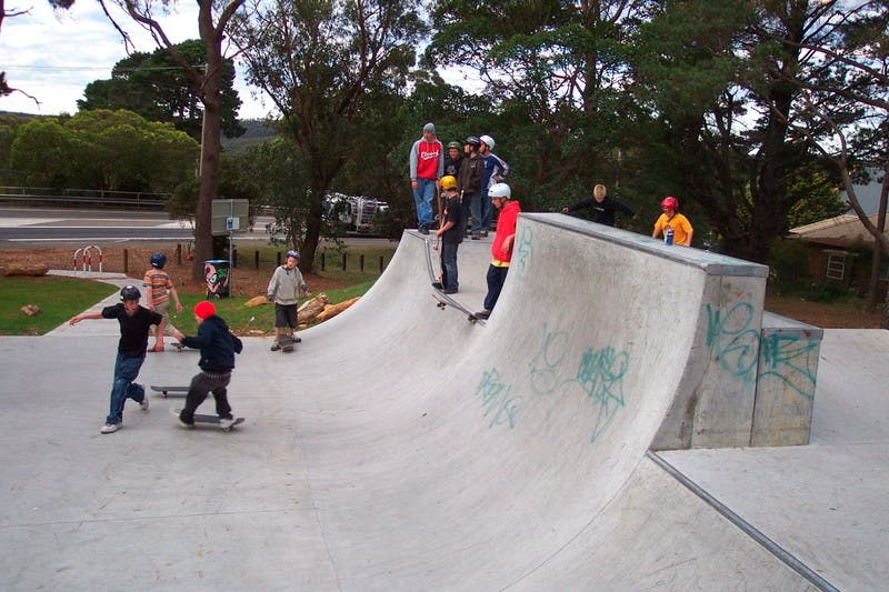 Sport And Recreation   Skatepark