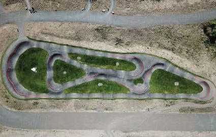 Hastings Cunningham Reserve Pump Track   Have Your Say Mount