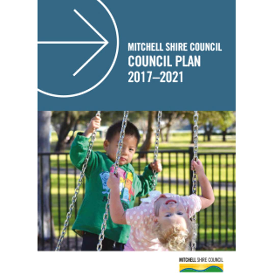 Council Plan cover