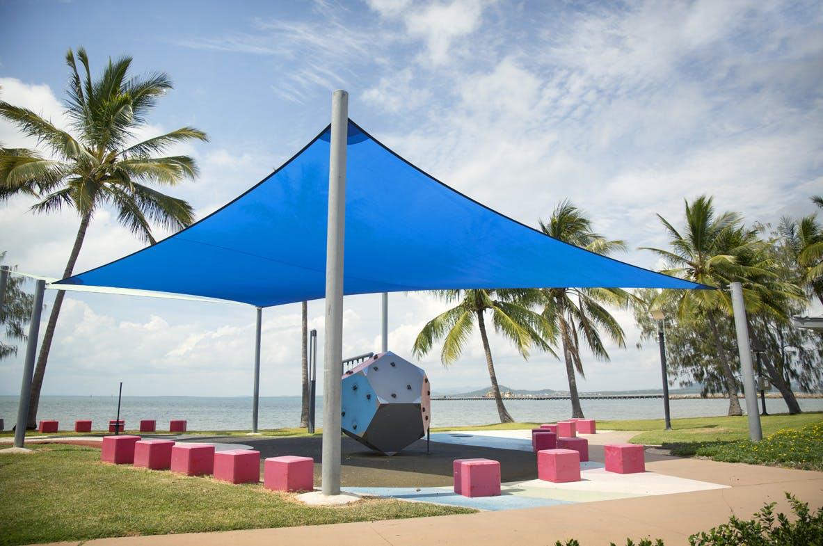 Playground - Bowen Front Beach