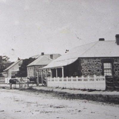 Main Street Yankalilla