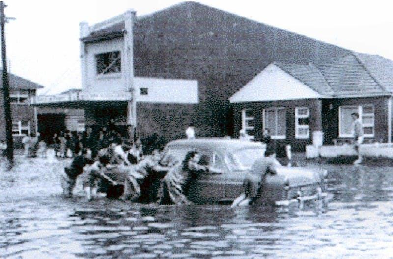 Maroubra flood 1959