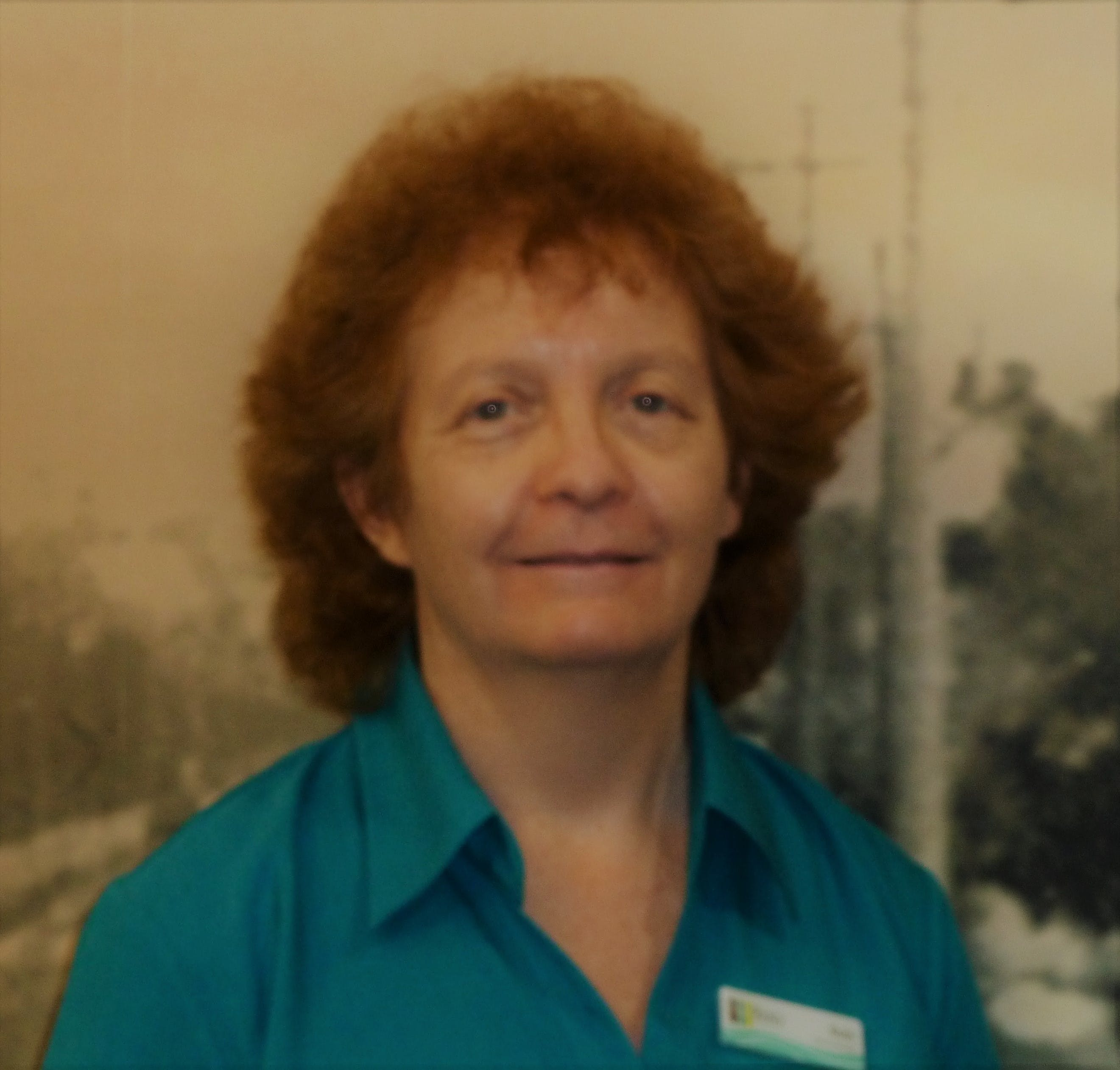 Ruth schofield   library manager