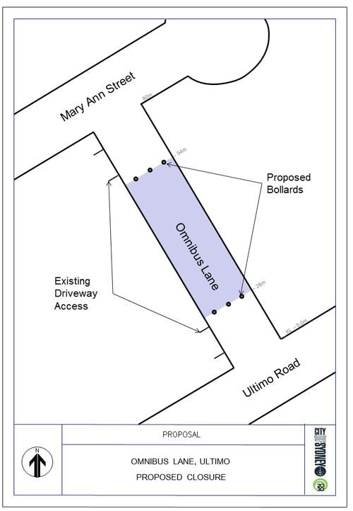 Layout diagram
