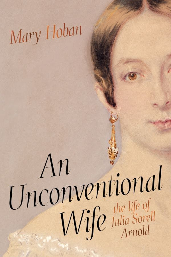 An Unconventional Wife by Mary Hoban