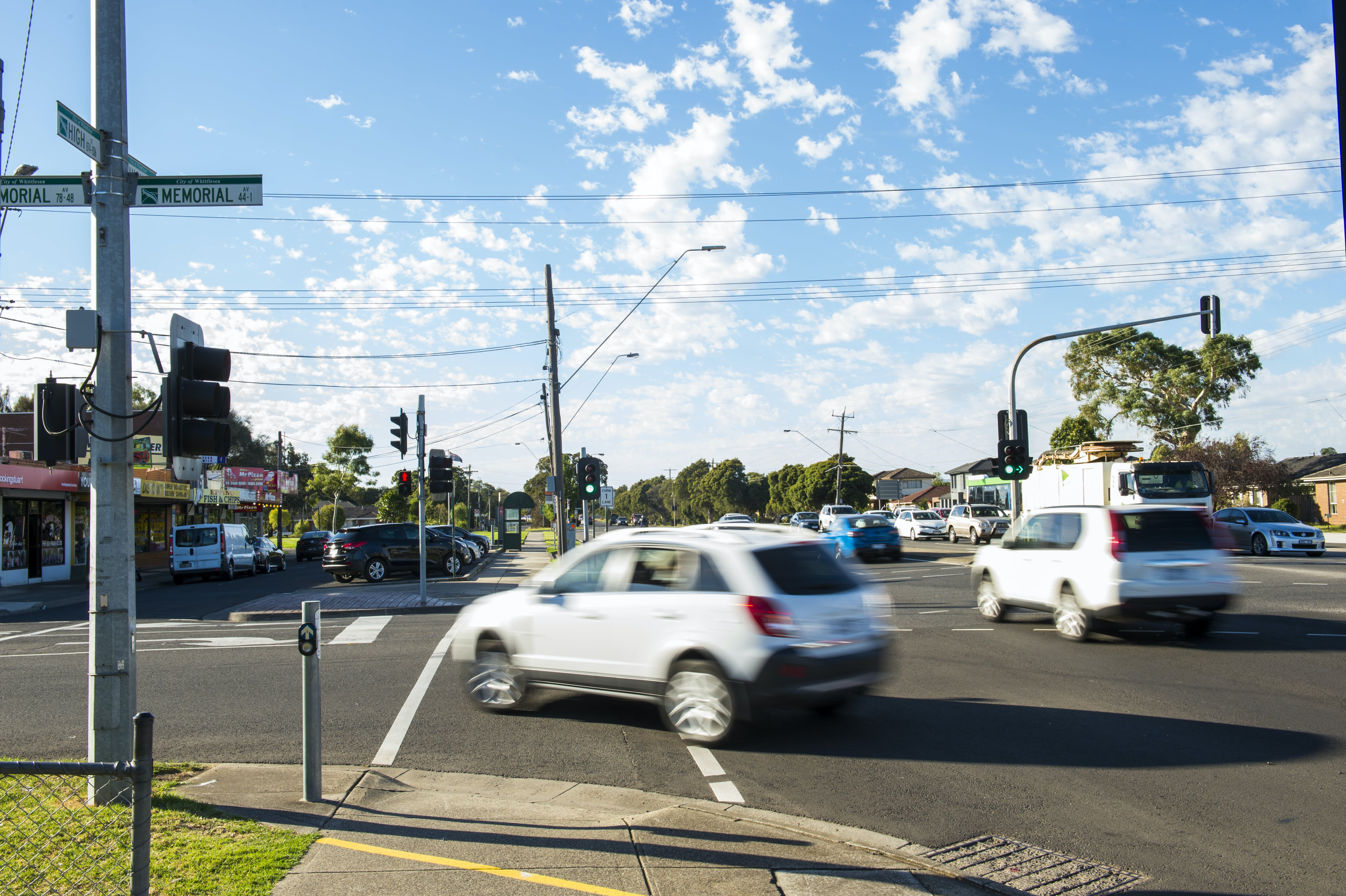 Epping Road, Epping