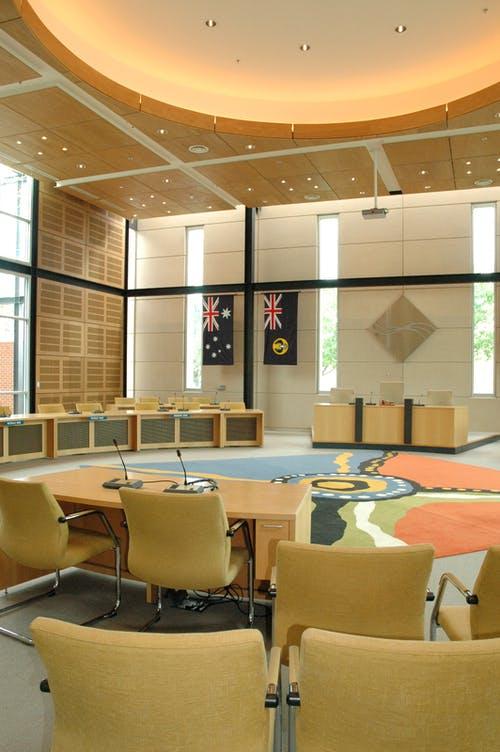 Charles Sturt Council Chamber