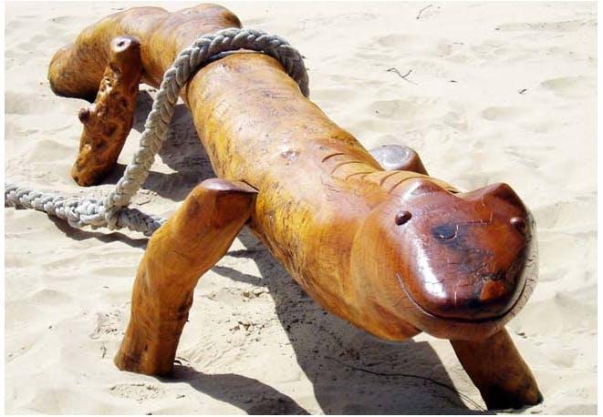 Creature Sculpture $2500